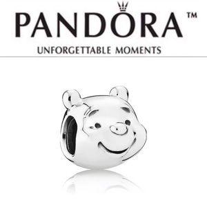 791566 Retired Pandora Winnie the Pooh Charm
